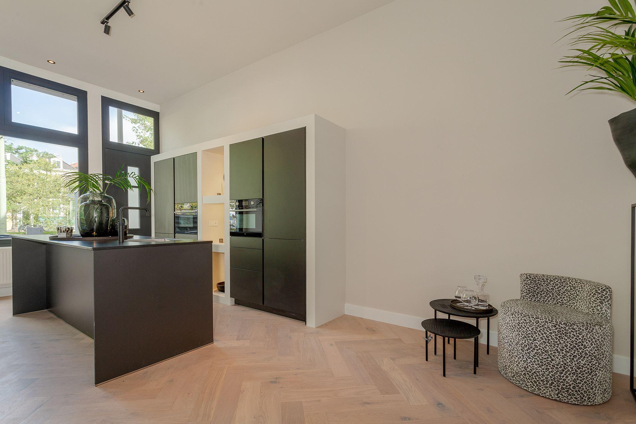 Keuken verbouwing renovatie rotterdam noordsingel
