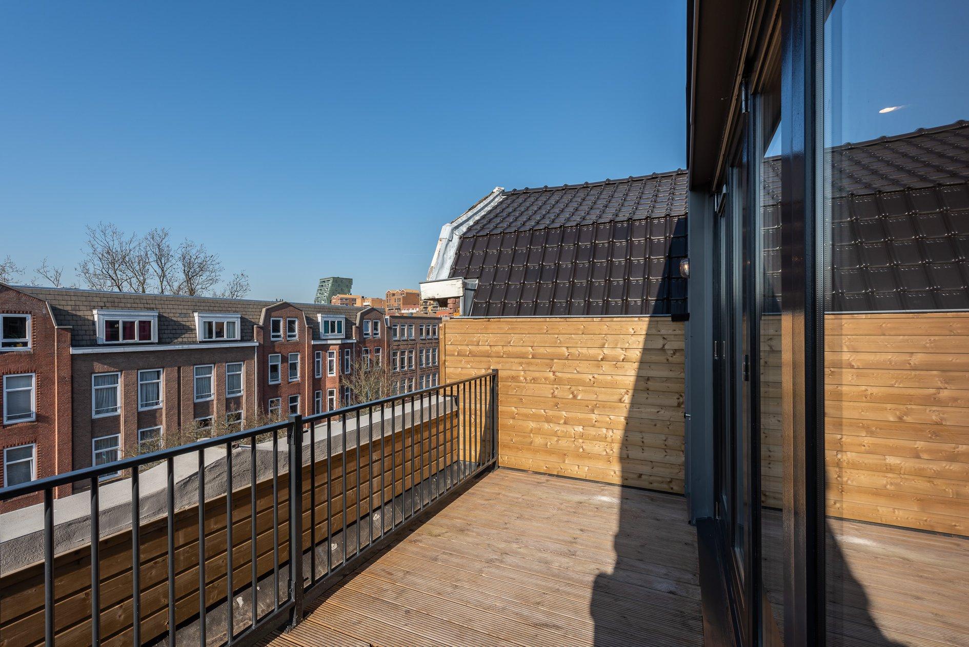Bouwmaster rotterdam nieuw crooswijkseweg Project woning 2